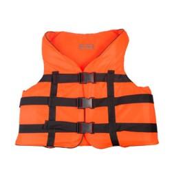 Спасителна жилетка 110-130кг. оранжева