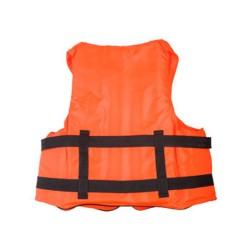 Спасителна жилетка 110-130кг. оранжева 2