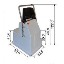 Конзола със седалка 122х90х53,5см 1