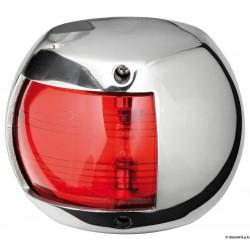 Светлина навигационна inox 12V 10W-Червена светлина