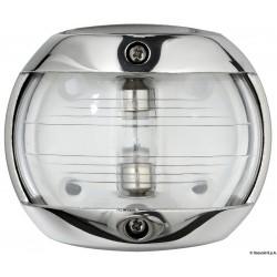 Светлина навигационна inox 12V 10W-Бяла светлина, кърмова 1