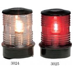 Светлина навигационна кръговидима LED - Червена