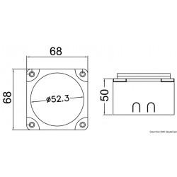 Зарядно реле 12/24V 160A 3