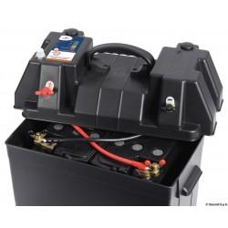 Кутия за акумулатор с директно свързване LED индикатор 2