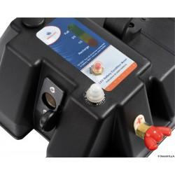 Кутия за акумулатор с директно свързване LED индикатор 3