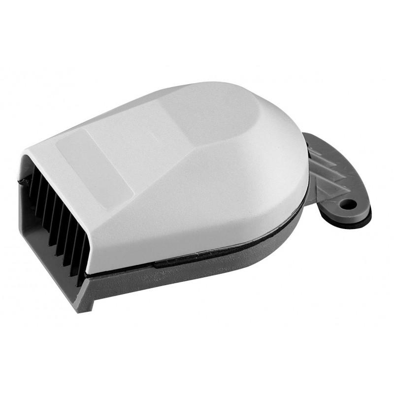 Сирена 12V 100dB пластмаса нисък профил