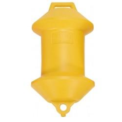 Буй макара пластмаса 37х20см-оранжев, жълт
