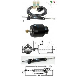 Хидравлична С-ма за управление GE50 за бордови двигател - лодки от 6 до 10 метра.