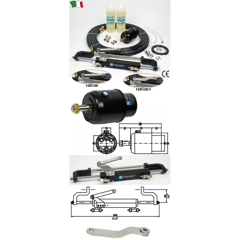 Хидравлична С-ма за управление GF150BR за извънб. двигател до 150HP