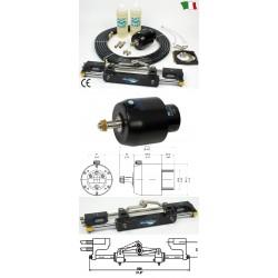 Хидравлична с-ма за управление GF300B за извънб. двигатели до 300HP