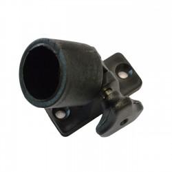 Основа за тента пластмаса ф22мм - Сив/Черен цвят