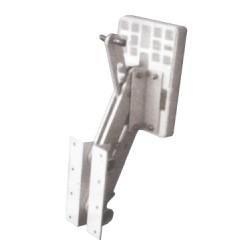 Транцева стойка ALU за спомагателен двигател 40kg