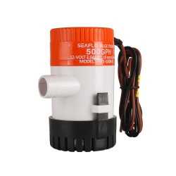Помпа за изпомпване на трюмна вода 500-3500GPH 12/24V Китай