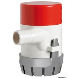 Помпа за изпомпване на трюмна вода 550-3000GPH 12/24V дизайн Италия