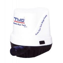 Помпа за изпомпване на трюмна вода автоматична ТМС 12/24V 500-1500GPH Тайван