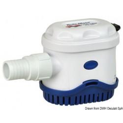Помпа за изпомпване на трюмна вода автоматична RULE 12/24V 500-2000GPH САЩ