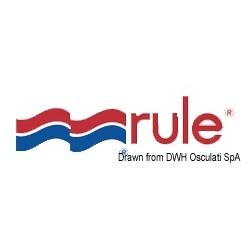 Помпа за изпомпване на трюмна вода автоматична RULE 12/24V 500-2000GPH САЩ 2