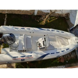 Риб лодка Sportline 520 10