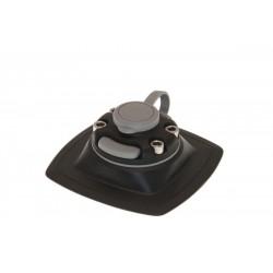 FASTen Ролка за котва до 8 kg. в комплект с монтажна основа за надуваем PVC борд Alp002 - черна 4