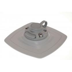 FASTen Ролка за котва до 8 kg. в комплект с монтажна основа за надуваем PVC борд Arp002 - сива 2