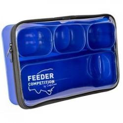 Аксесоари за риболов-Органайзер за стръв FC EVA Bait Box Set