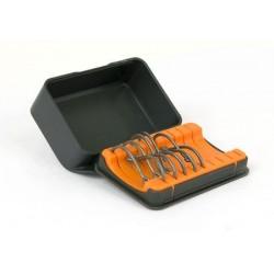 Аксесоари за риболов-Кутия за куки F Box hook storage case