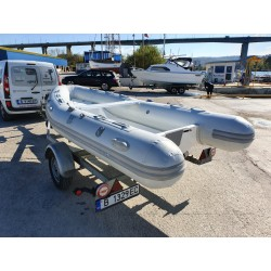 РИБ лодка TENDER 360