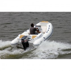 РИБ Лодка Tiger marine PROTENDER 400-8