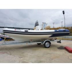 РИБ Лодка Tiger marine OPEN 520-4