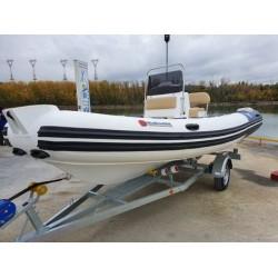 РИБ Лодка Tiger marine OPEN 520-5