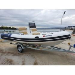 РИБ Лодка Tiger marine OPEN 520-1