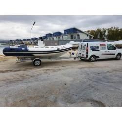 РИБ Лодка Tiger marine OPEN 520-30