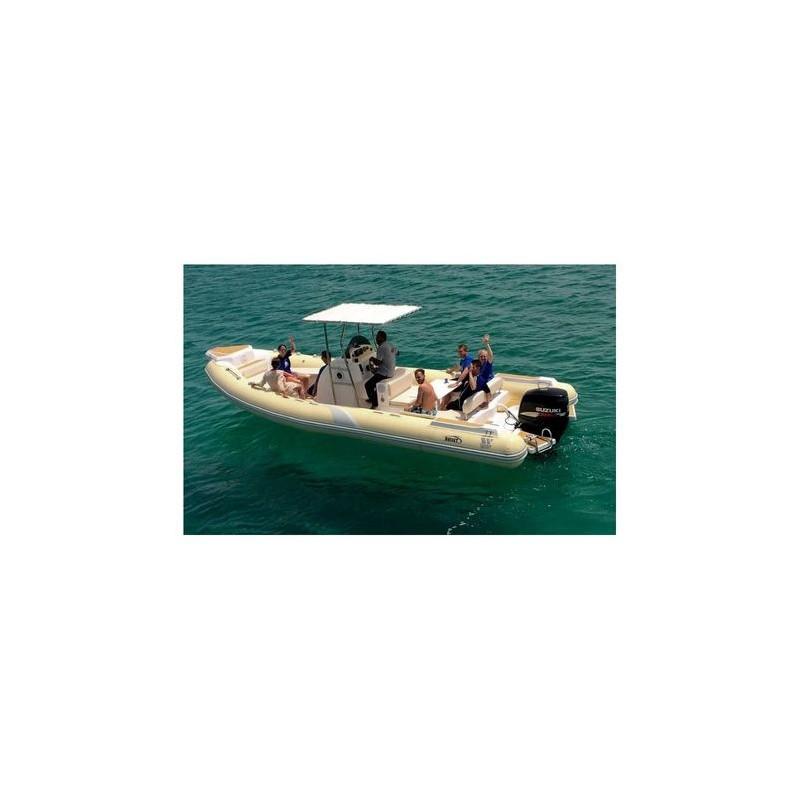 РИБ Лодка Tiger marine OPEN 850-1