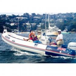 РИБ Лодка Tiger marine Sportline 480-5