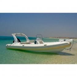 РИБ Лодка Tiger marine Topline 750-4