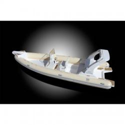 РИБ Лодка Tiger marine Topline 750-1