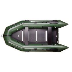 Надуваема лодка Bark BT-360S,шестместна,моторна лодка с надуваем кил и твърдо дъно,буртик,стационарна транцева дъска