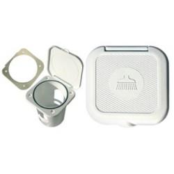 Поставка/кутия за душ вградена 95х95мм