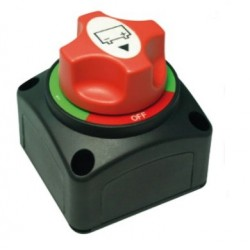 Ключ маса два акумулатора 12/24V, 100/300A